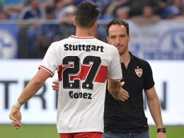 Gomez trotzig, Willig angesäuert: