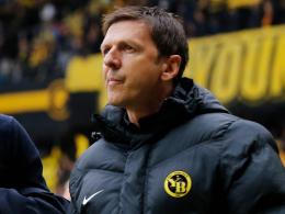 Gämperle: Comeback bei Hertha