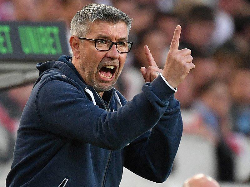 """Fischer: """"Stuttgart ist fähig, das Spiel zu drehen"""""""