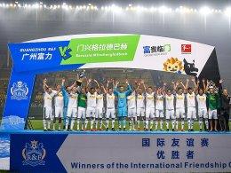 China-Reise: Positives Fazit von Eberl