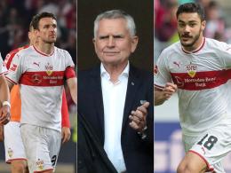 Geld, Kader, Kabak: Was ein Abstieg für den VfB bedeutet