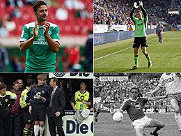 Pizarro ist Vierter: Älteste Spieler der Bundesliga-Geschichte