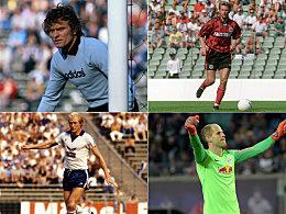 Ligaspiele in Serie: Die Rekordhalter pro Klub