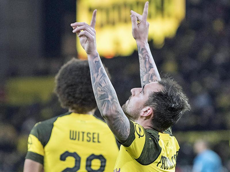Werners Null - und was RB dem BVB voraus hat