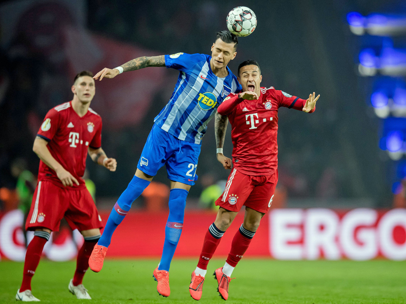 Pizarro vor Matthäus-Marke - Berliner Bayern-Serie