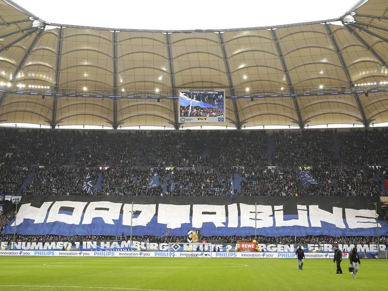 Mit HSV und VfB: Die besten Zuschauerschnitte der Welt