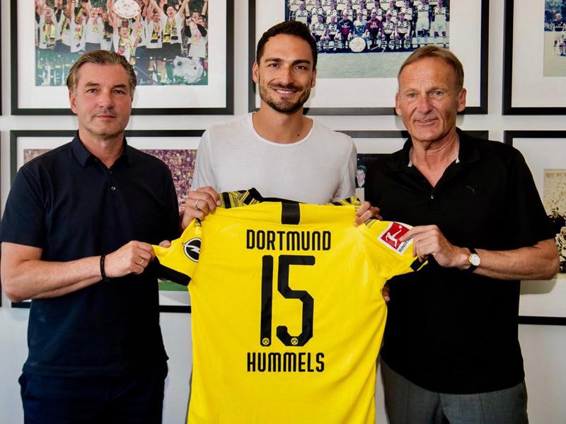 Subotic, Hummels & Co.: Die Neuzugänge der Bundesliga