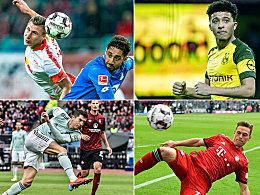 Die kicker-Elf des Jahres - mit Sancho und vier Bayern