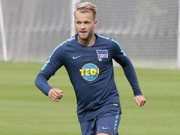 Köpkes erstes Tor für Hertha
