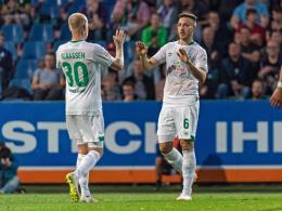 Bremer Joker lassen Werder in Osnabrück jubeln