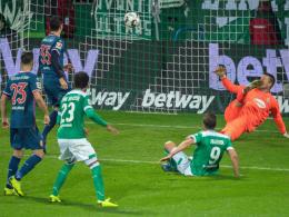 Kohfeldts Händchen! Werder beendet sein Tief