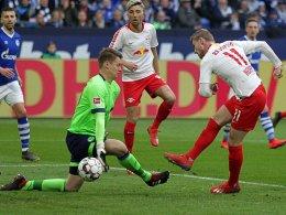 Werner verdirbt Stevens-Comeback auf Schalke
