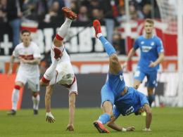 Leihspieler Zuber kostet Hoffenheim zwei Punkte