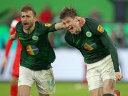 Wolfsburgs fulminante fünf Minuten