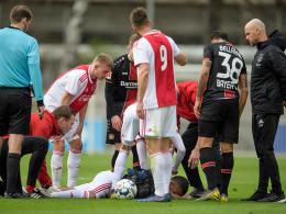 Härte-Test der anderen Art: Bayer ringt Ajax nieder