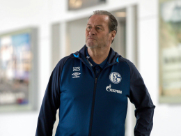 LIVE! Schalke in Sevilla: Stevens testet Viererkette und Teuchert
