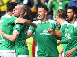 Klaassen und Gebre Selassie köpfen Werder zum Sieg