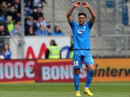 Trotz Chancenwucher: Hoffenheim besiegt ersatzgeschwächte Hertha