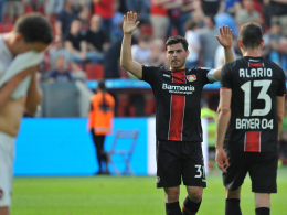 Dank Alario und Goal Control: Bayer bezwingt FCN