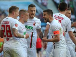 6:0! Furiose Augsburger deklassieren desolaten VfB