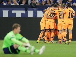 5:2! Eiskalte Hoffenheimer fertigen Schalke ab