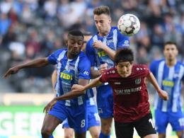 0:0 gegen Hannover: Kalou lässt den Sieg liegen
