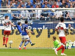 Gomez im Abseits: S04 und VfB trennen sich bei Riether-Abschied remis