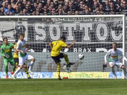 Sancho und Reus verhelfen dem BVB nur zum Sieg