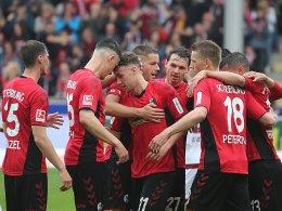 5:1 - Freiburg feiert furiosen Saisonabschluss