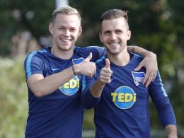 Pekarik schießt Hertha in Minneapolis zum Sieg