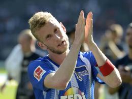 Lustenberger trifft im letzten Spiel für Hertha