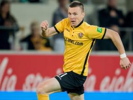 Dynamo-Rakete Duljevic soll endlich zünden