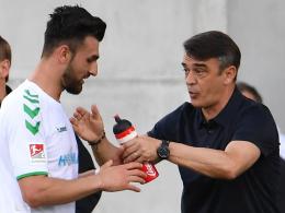 Fürth-Coach Buric warnt vor