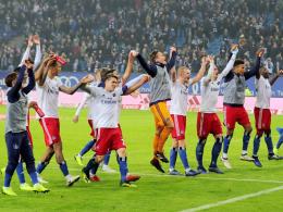 Wolf stellt HSV-Rekord auf - und mahnt