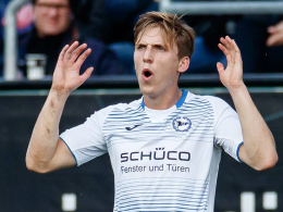 Edmundsson fehlt Bielefeld wochenlang