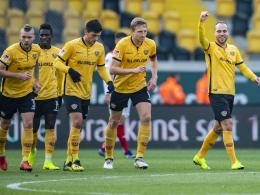 Hinrunde für Dynamo-