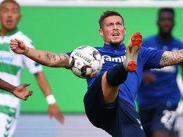 Lewerenz heuert beim 1. FC Magdeburg an