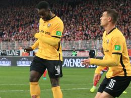 Dynamo: Heise auf die Insel - Berko nach Darmstadt