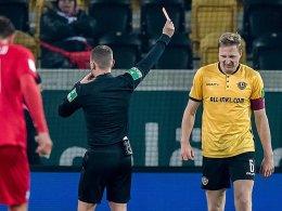 DFB sperrt SGD-Kapitän Hartmann für eine Partie