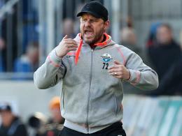 Paderborn-Coach Baumgart: