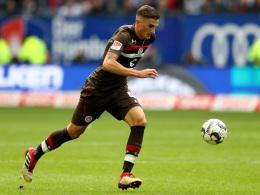 St. Pauli bindet Ziereis bis 2022