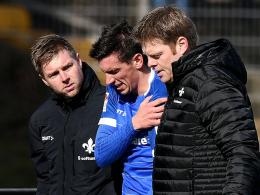 Moritz droht vorzeitiges Saison-Aus