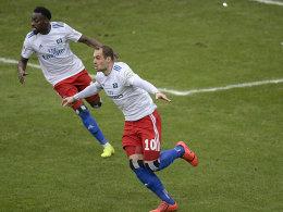 HSV schlägt St. Pauli klar - SVS gewinnt in Magdeburg