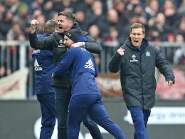 HSV-Sportvorstand Becker: