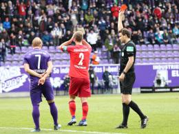Nach Notbremse: Hünemeier für zwei Spiele gesperrt