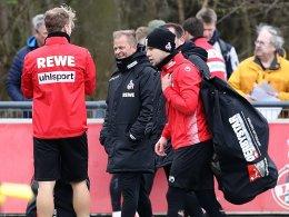 Köln kränkelt: Anfang fehlt ein halbes Dutzend Spieler