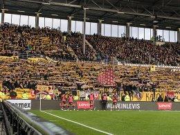 Wegen Vorfällen auf St. Pauli: Dresden hart sanktioniert