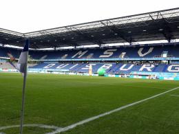Zweitliga-Spiel Duisburg gegen Köln abgesagt