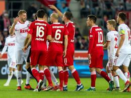 Nachholspiel terminiert: Duisburg-Köln am 10. April