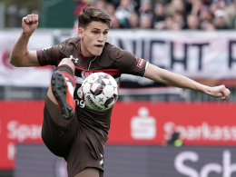 St. Pauli: Trainingsverletzung bei Zander